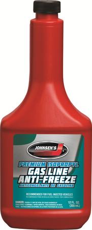 2962   Isopropyl Gas Line Anti-Freeze