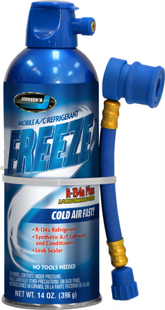 6401 | Freeze R-134A Plus With Charging Hose
