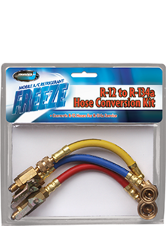 8917 | R-134A Hose Conversion Kit 6Pk
