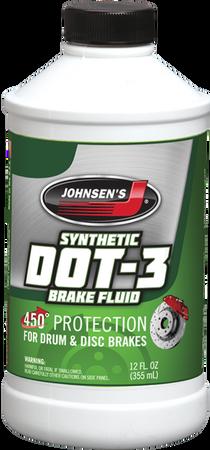 2224   Premium Dot 3 Brake Fluid