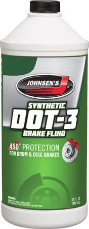 2232   Premium Dot 3 Brake Fluid