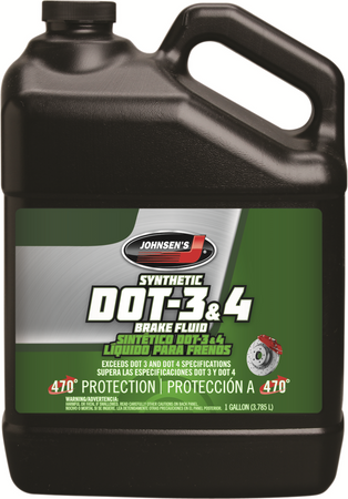 5034 | Premium  Dot 4 Brake Fluid