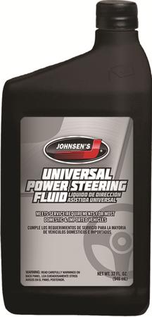 2932   Universal Power Steering Fluid