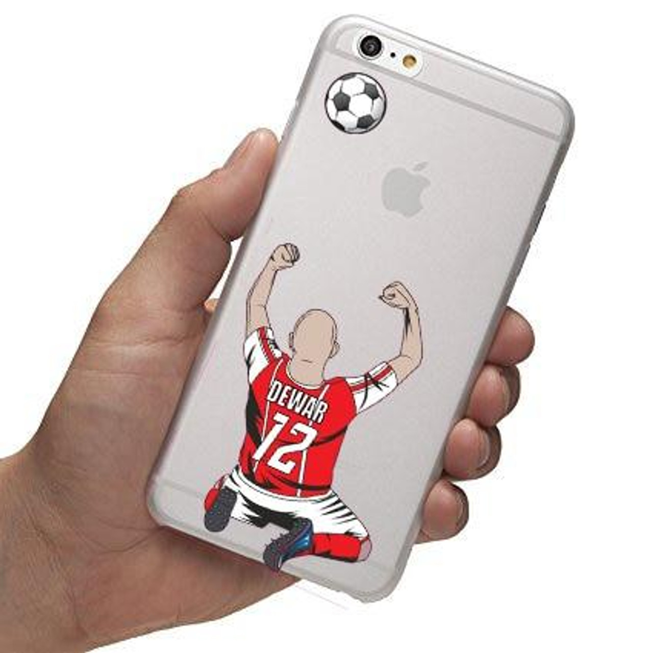 Celly Decal-Soccer