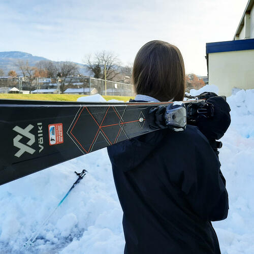 Personalized Ski Stickers-Skis, Pole and More That Last