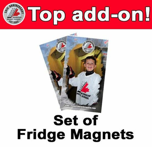 OHS Set of 2 Magnets