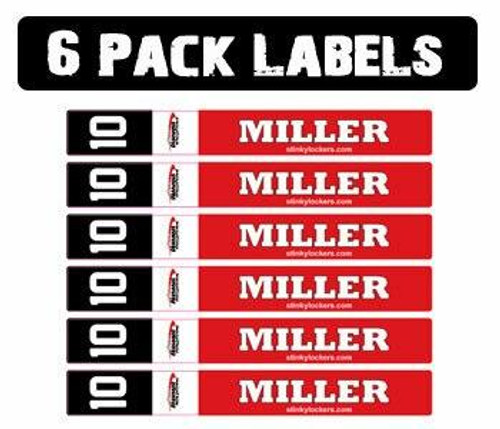 OHA Stick Label-6 Pack