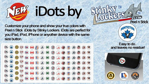 iDots 6-Pack Sport Themed