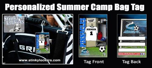 Soccer Bag Tag -Tournament Order