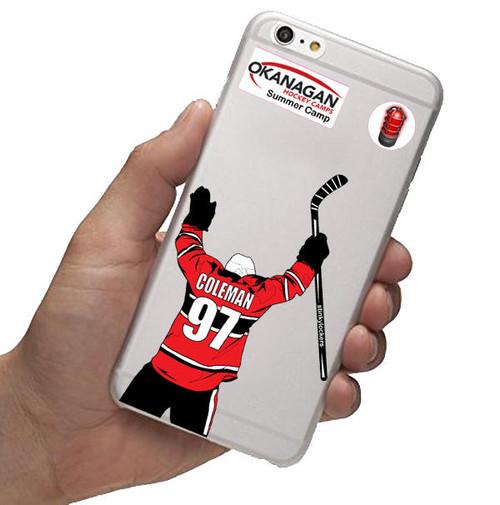 OHS Personalized Hockey Sticker
