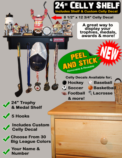 Makes a great player gift for Christmas or year end!
