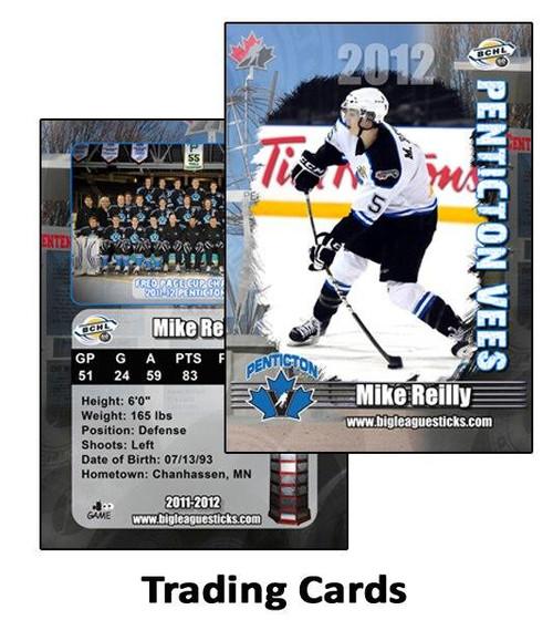 OHA Trading Cards-Set of 8