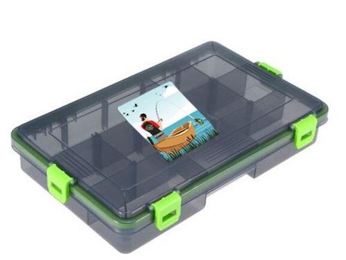 Personalized Bass Fishing Waterproof Sticker-3 Pack