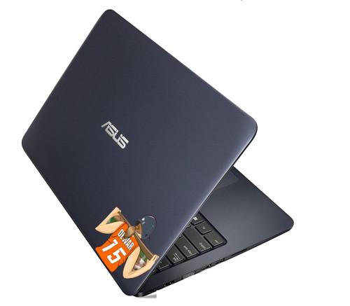 Personalized Softball Laptop Sticker