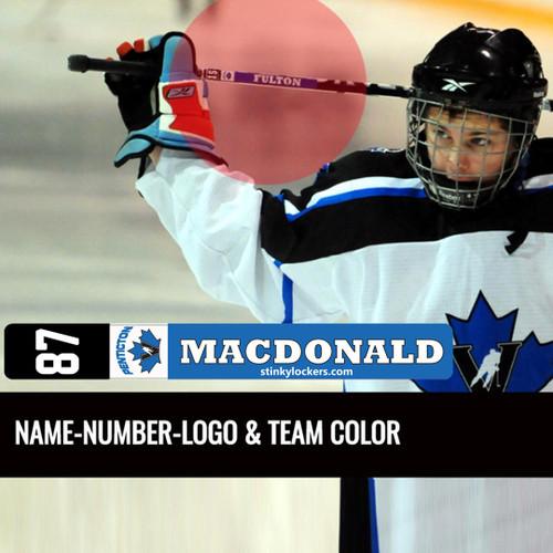 Stick Label - Team Order of 20