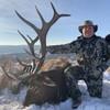 Elk hunt in Saskatchewan, Canada