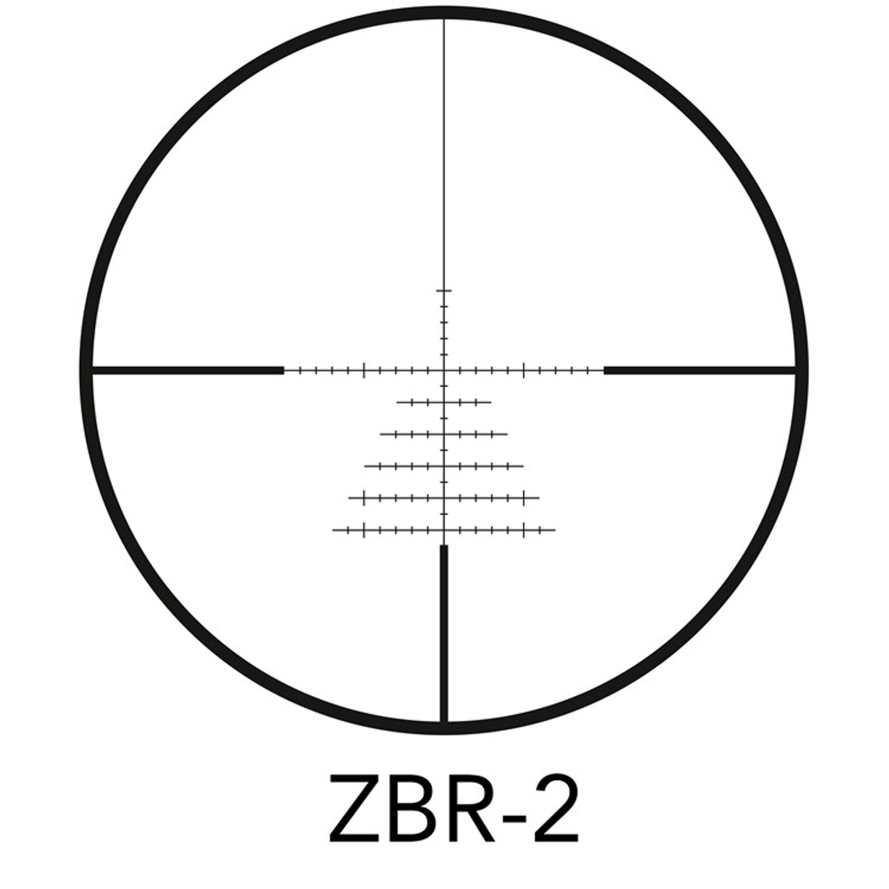 Conquest V4 4-16x44 ZBR-2 Riflescope by ZEISS
