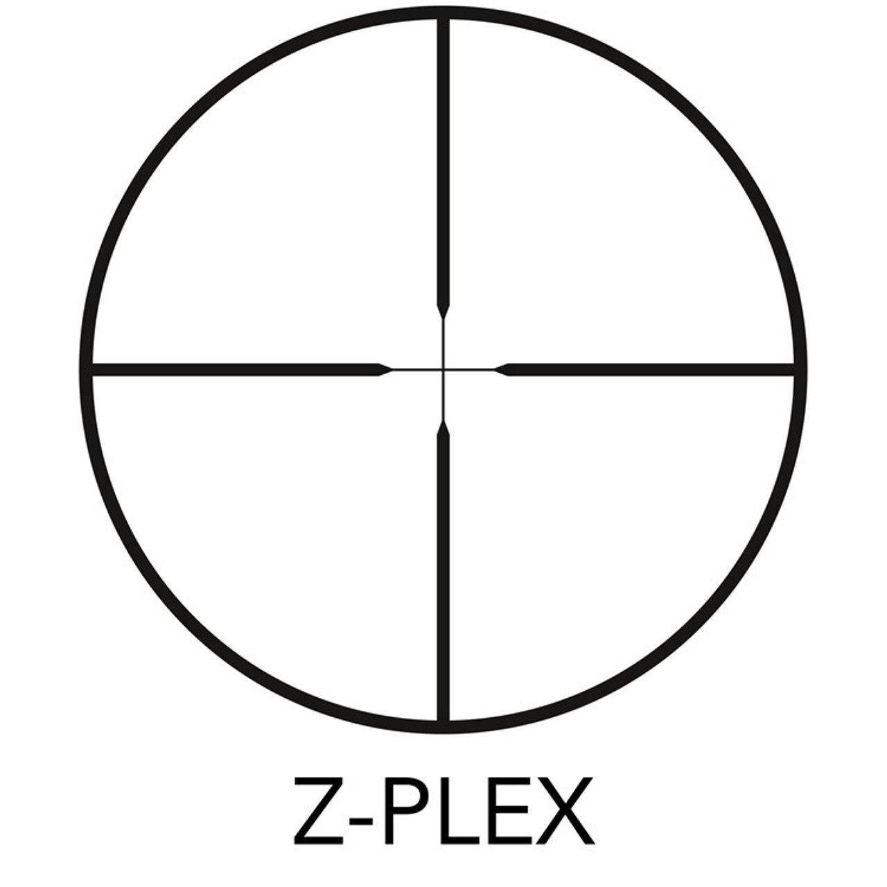 Conquest V4 4-16x44 Z-Plex Riflescope by ZEISS