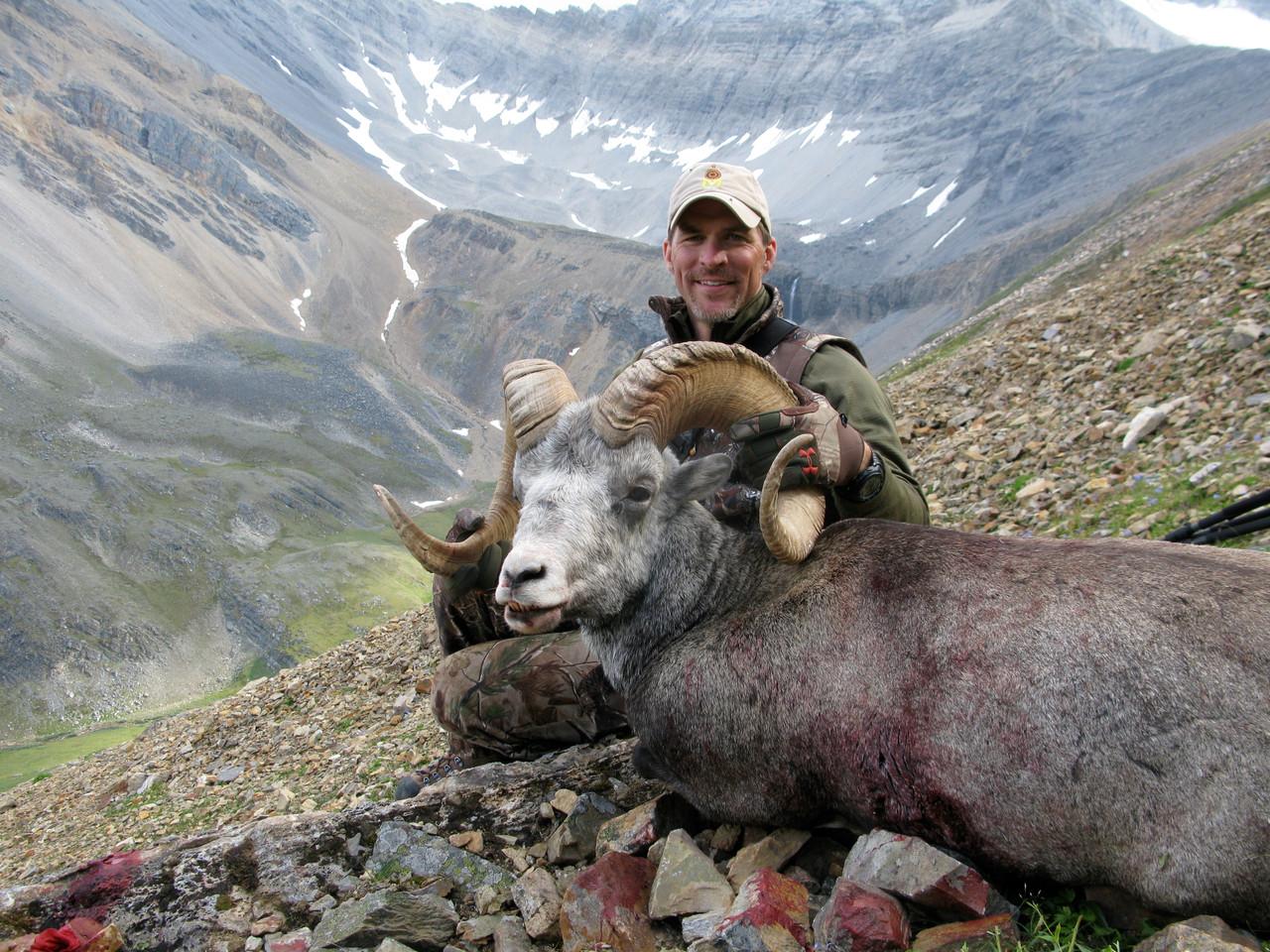 Stone Sheep Hunt