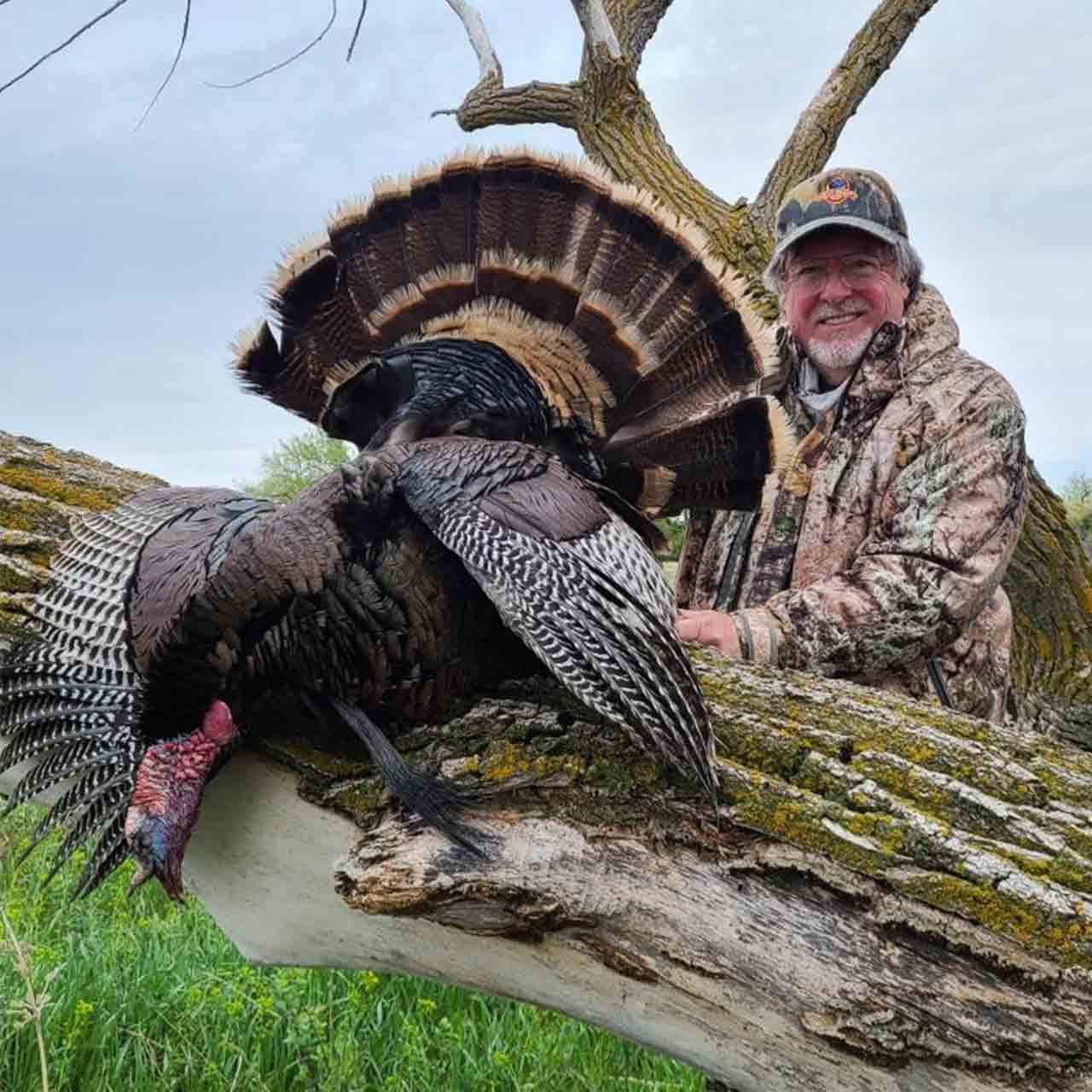 Turkey hunt in Nebraska