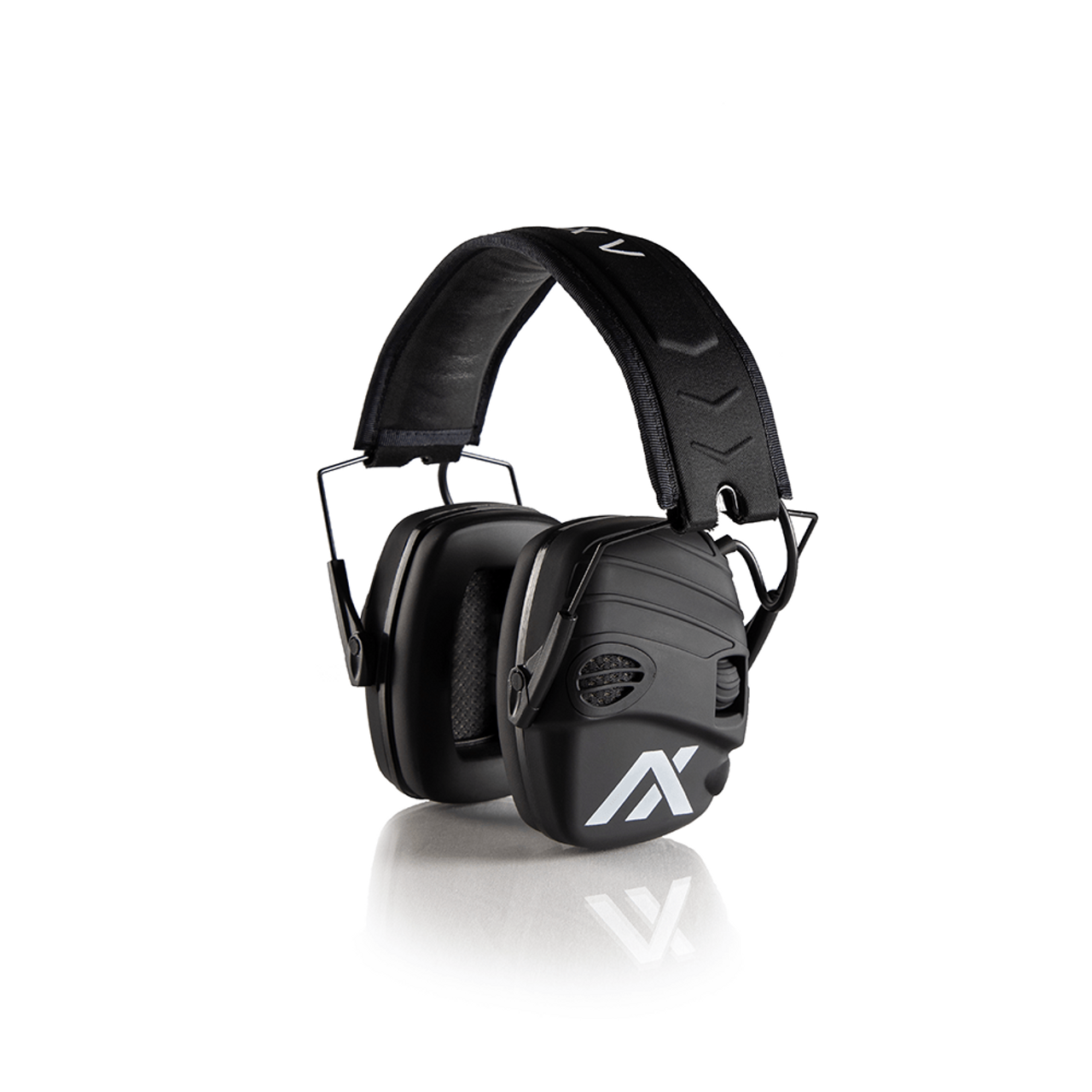 TRACKR™ Tactical Earmuffs by AXIL
