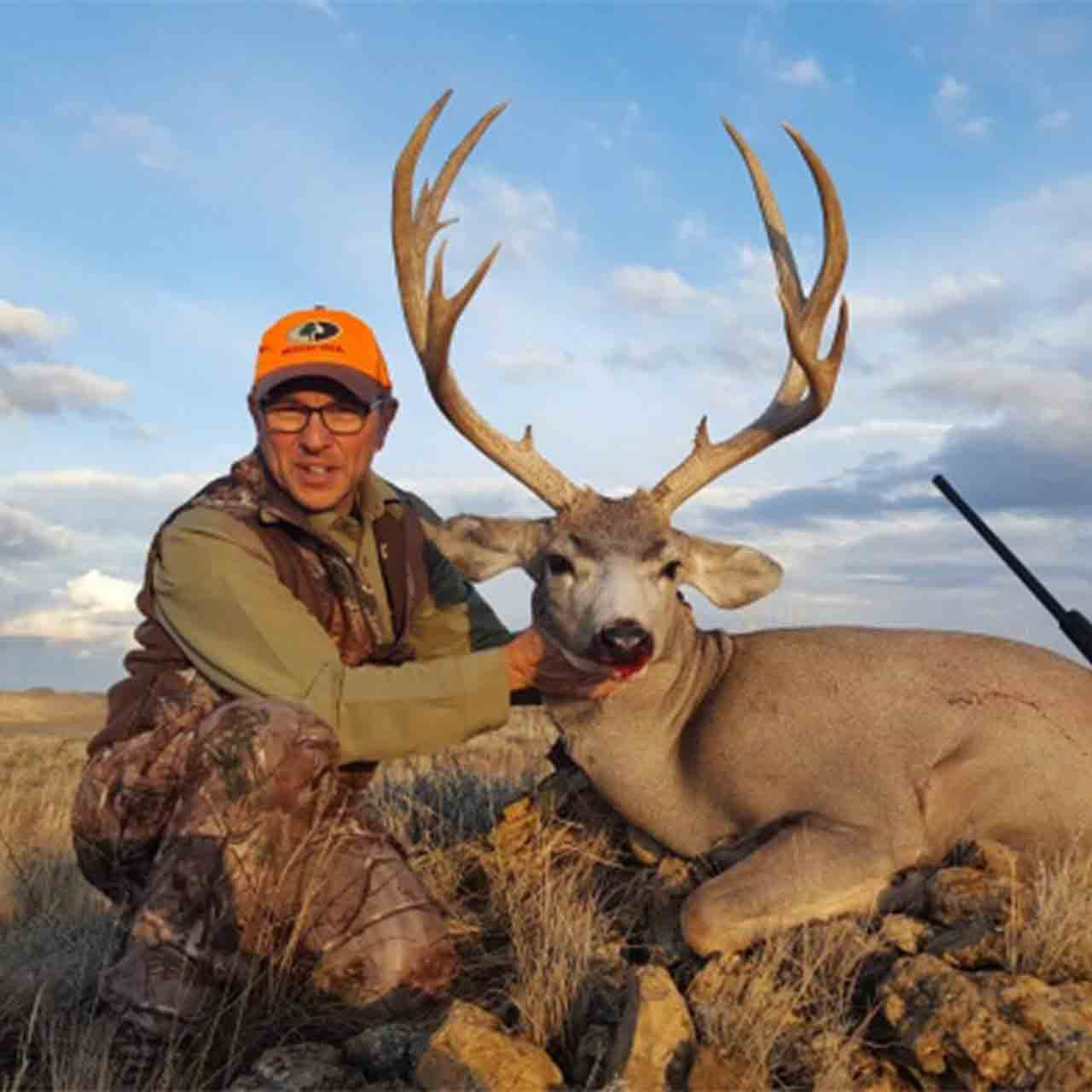 Rifle Mule Deer Hunt