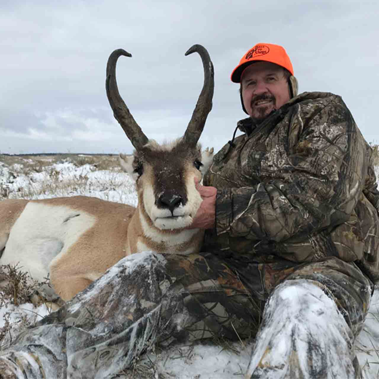 Antelope  Rifle - Wyoming - Trophies Plus Outfitters