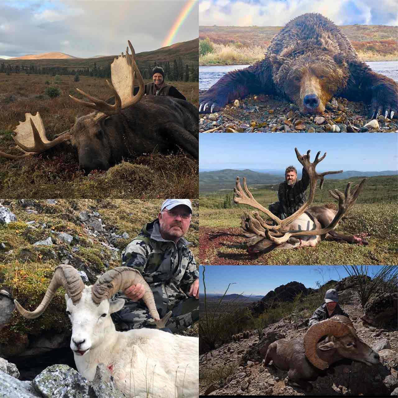 Alaska combo hunt