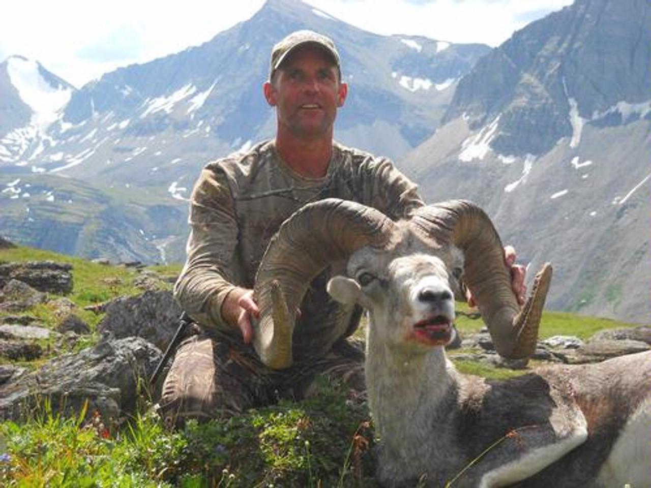 British Columbia Stone Sheep Hunt