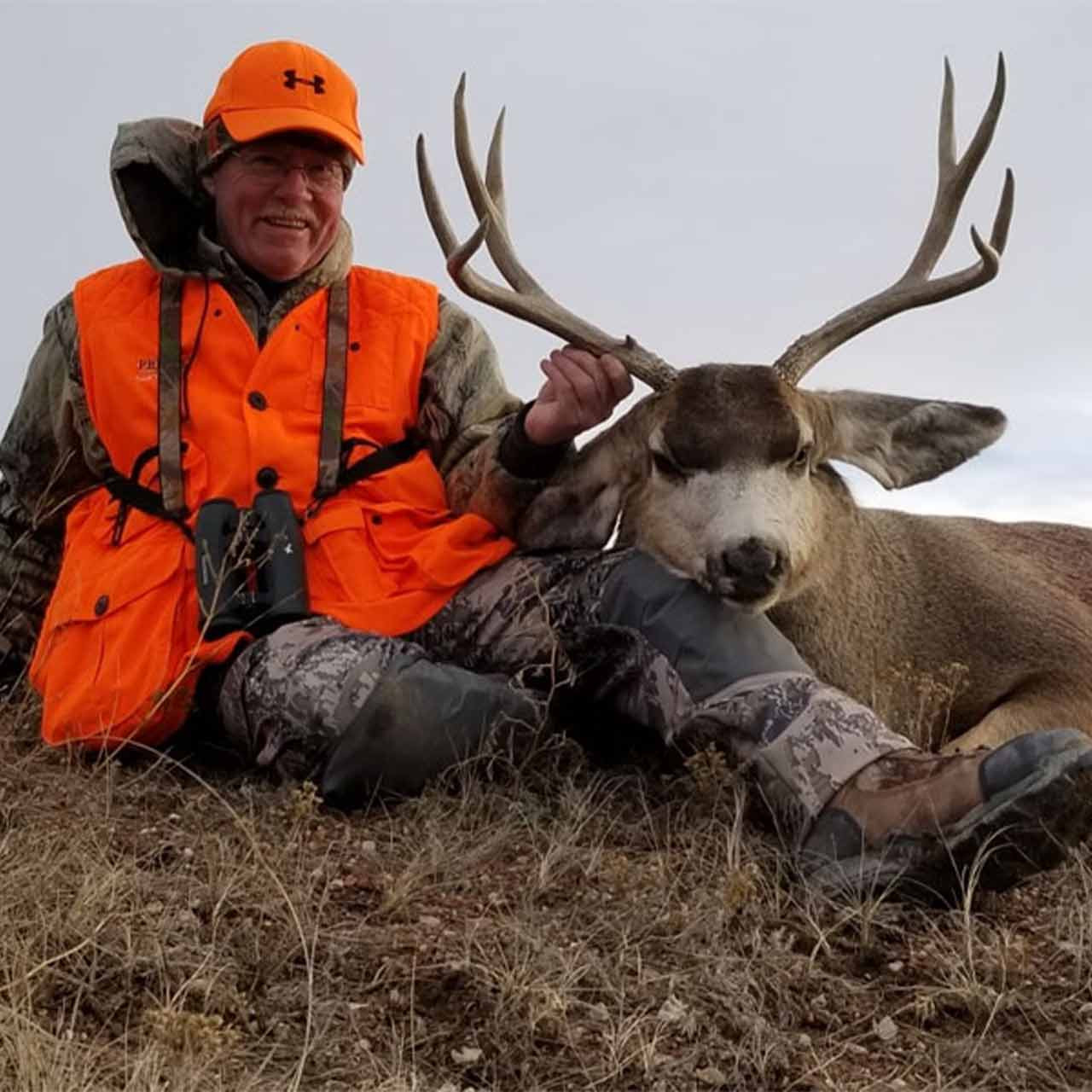 Antelope hunting in Wyoming with Trophies Plus Outfitters