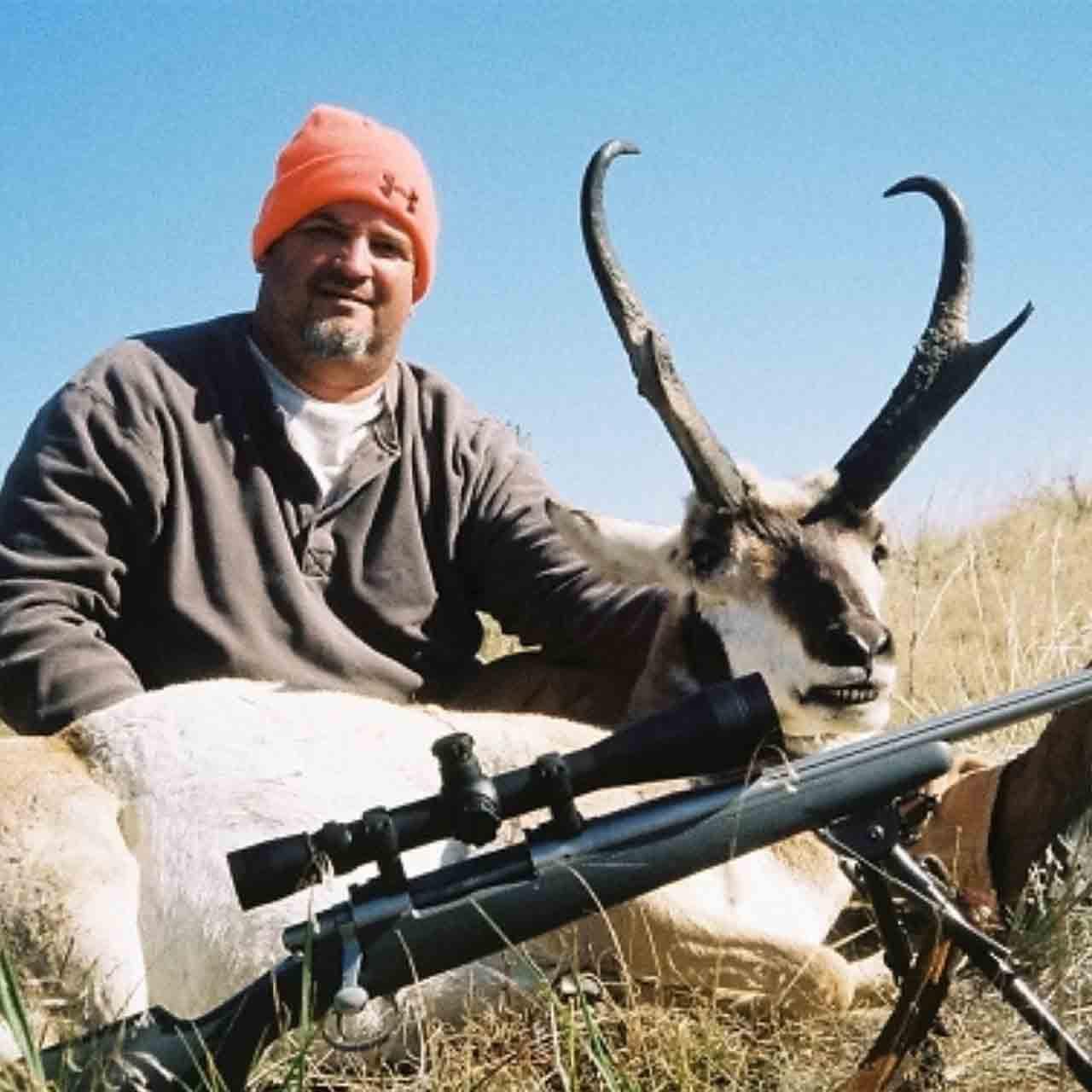 Trophy Antelope Hunting in Wyoming
