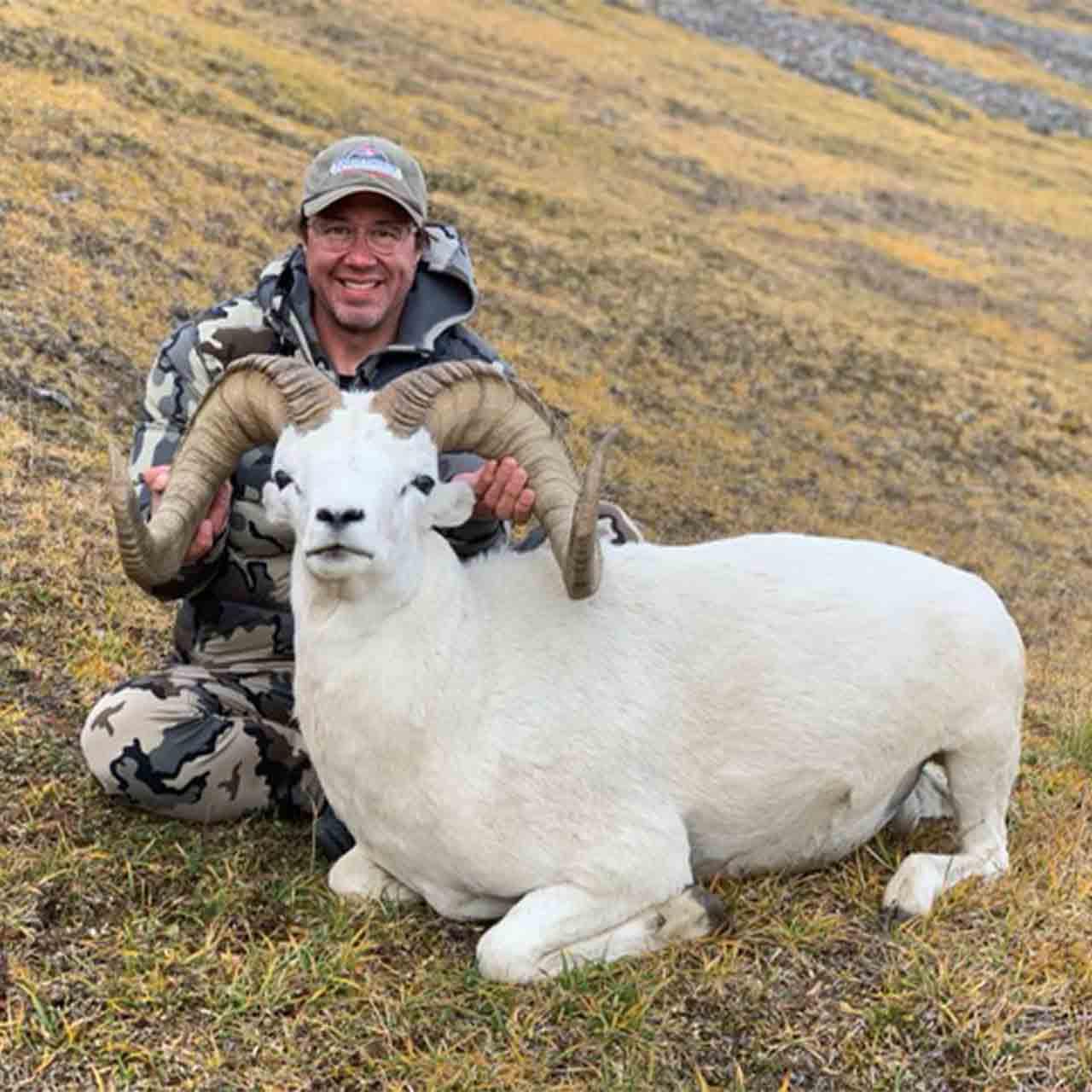 Dall Sheep Hunt in Alaska