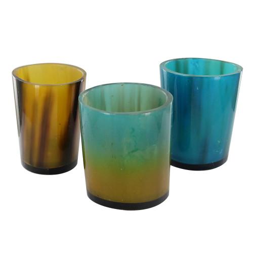 Slot Shots Handmade Horn Shot Glass Set