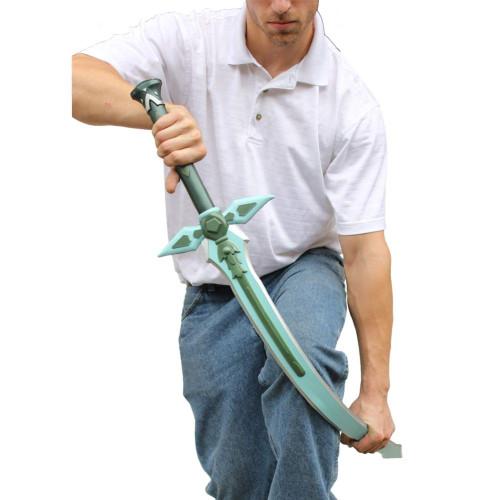 Combo Set Kirito's Dark Repulser Foam Cosplay Sword Nylon Sheath
