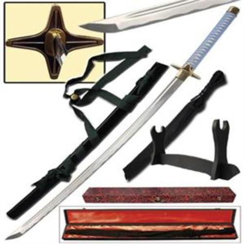 Super Star Japanese Handmade 1045 High Carbon Steel Usable Katana Sword