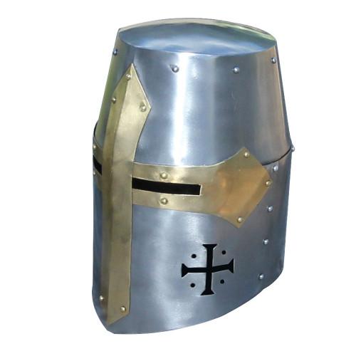 Crusader Templar Knight Helmet