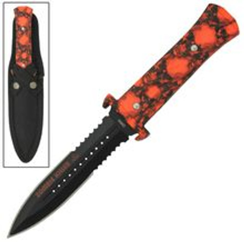 Bloody Murder Killer Apocalypse Dagger