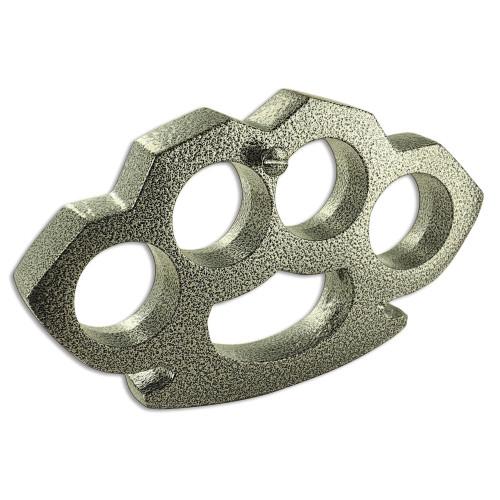 Unforgiven Knuckleduster Belt Buckle Paper Weight Accessory