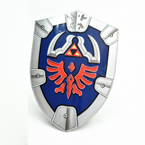 Deluxe Hand Painted Legend of Zelda Hylian Shield