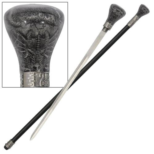 The Demon Web Feet Acrylic Cane Sword