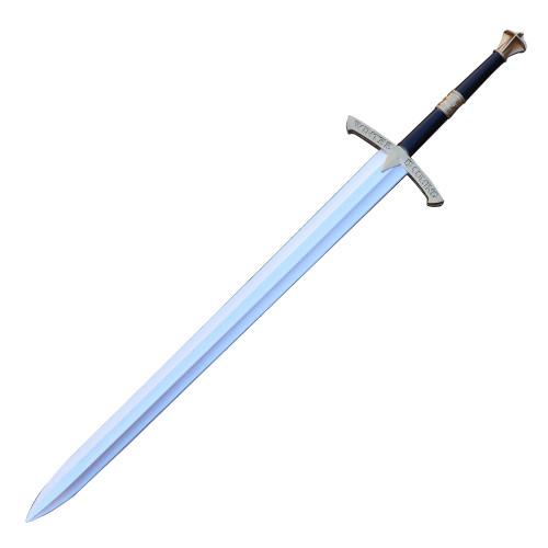 Medieval Gold Winter Foam LARP Costume Cosplay Replica Sword