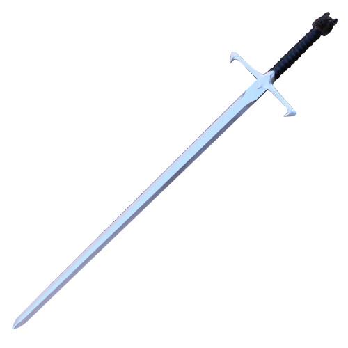 Medieval Wolf Foam LARP Costume Cosplay Replica Sword