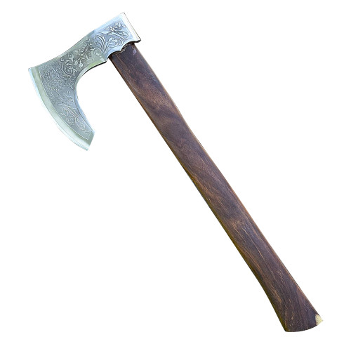 Cowboy Up Carbon Steel Outdoor Bearded Axe