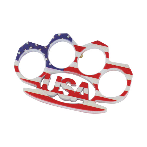 United States Of Pain Knuckleduster Belt Buckle Accessory