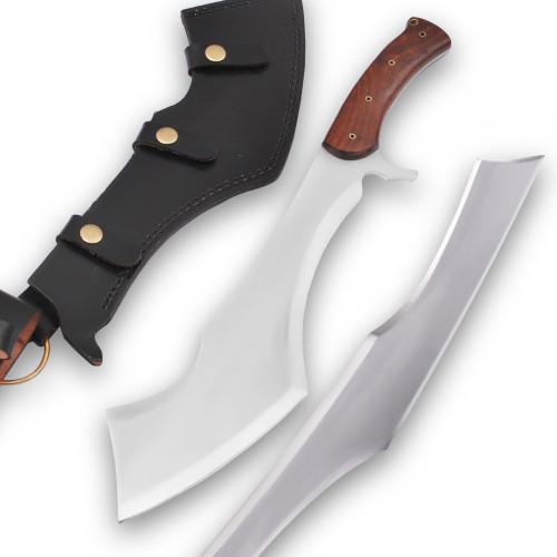 Head Hunter Functional Full Tang Outdoor Machete