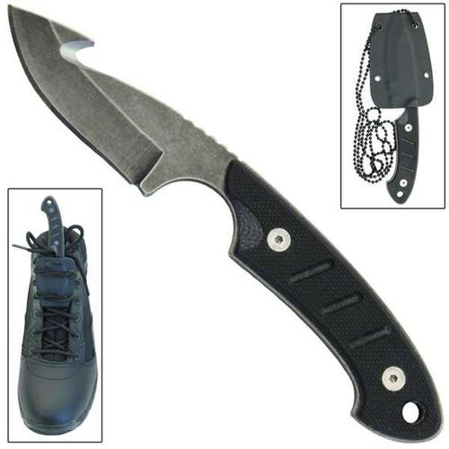 CSGO Deep Aversion Neck Tactical Boot Knife