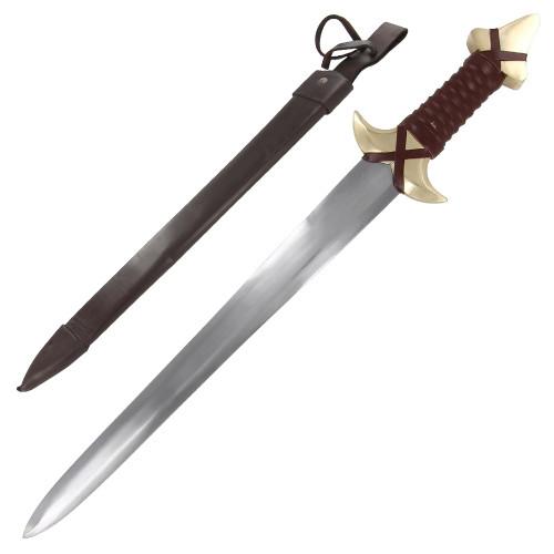 Barbarian Medieval Dagger Short Sword