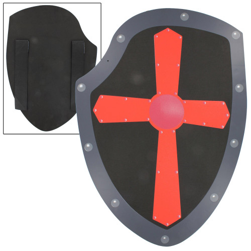 Gallantry Iron Cross Medieval Foam Shield