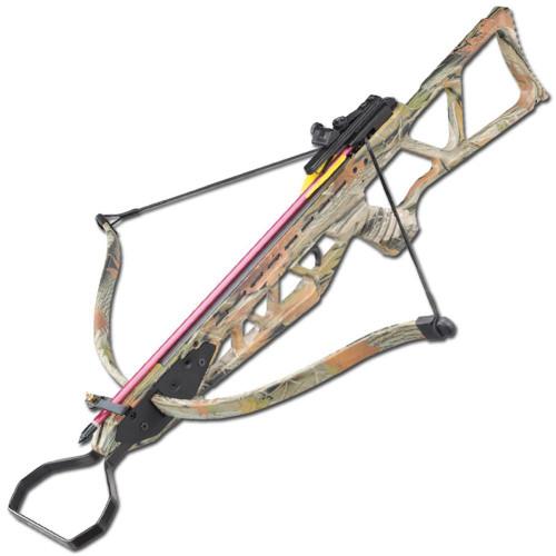Foldable Ranger 130lbs Crossbow Camo
