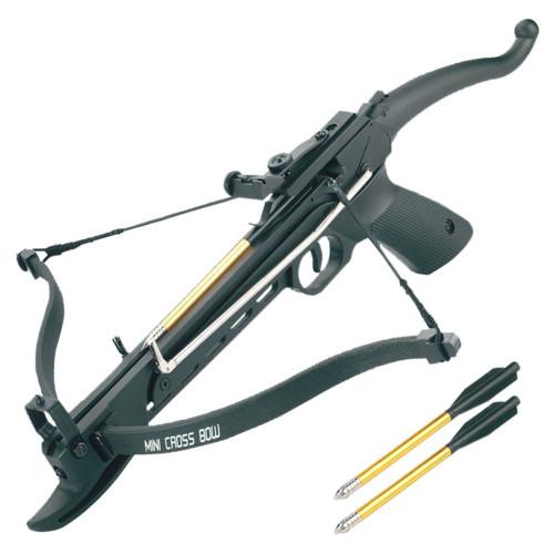 Crossbow Pistol 80lbs Cobra Fiberglass